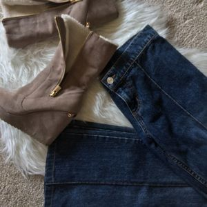 Denim - Juicy Jeans slim with a little flare